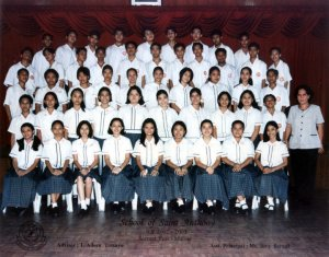 Find Me. I am in the class of II-Malvar under the supervision of our beloved adviser, Teacher Ailene Tamayo